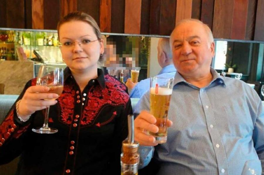 Юлия и Сергей Скрипаль. Фото: ukr.media/Global Look Press/www.globallookpress.com