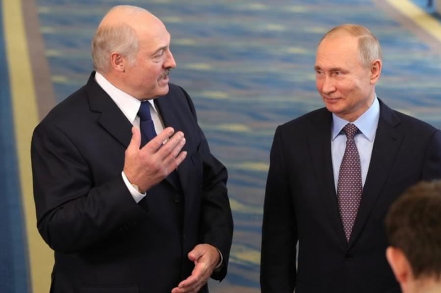 Путин ещё не догадывается, что его ждёт... Фото: Kremlin Pool/Globallookpress