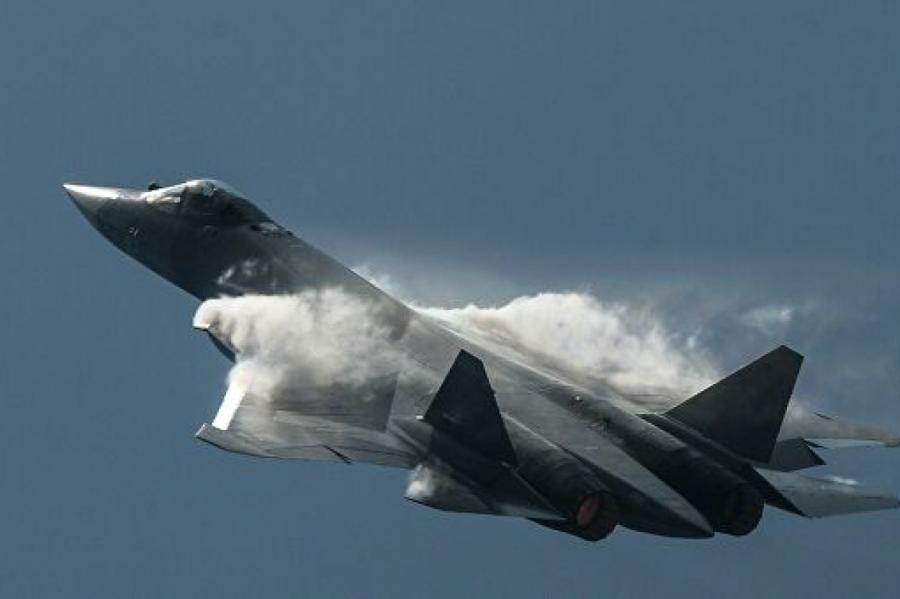 Су-57, фото риа новости