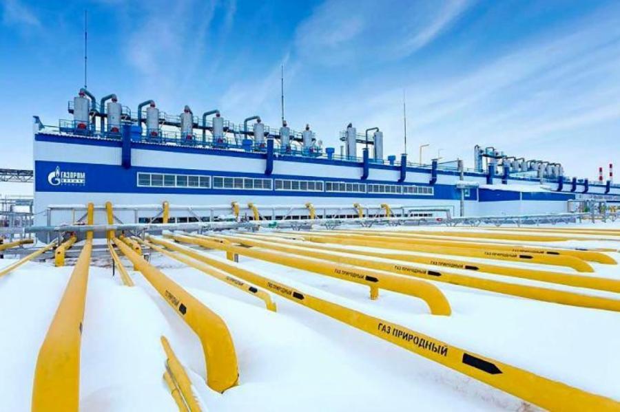 Фото: Gazprom/via Globallookpress.com/www.globallookpress.com