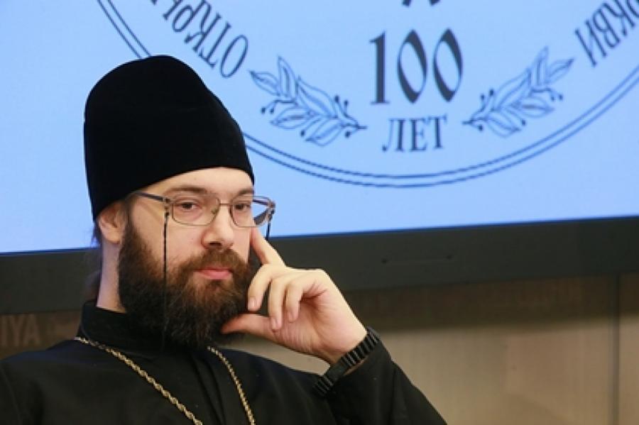 Архиерей Савва (Тутунов) Фото: Александр Натрускин / РИА Новости