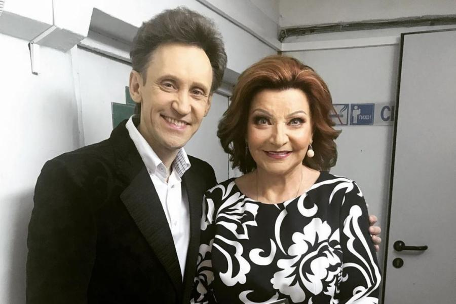Сергей Дроботенко и Елена Степаненко (instagram.com/s.a.drobotenko)