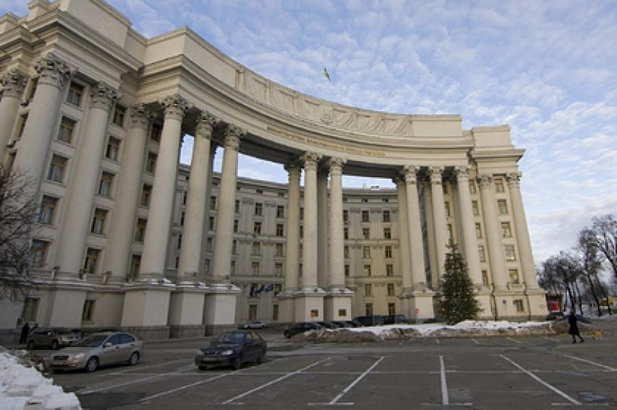 Здание МИД Украины Фото: Максим Козленко / Wikimedia