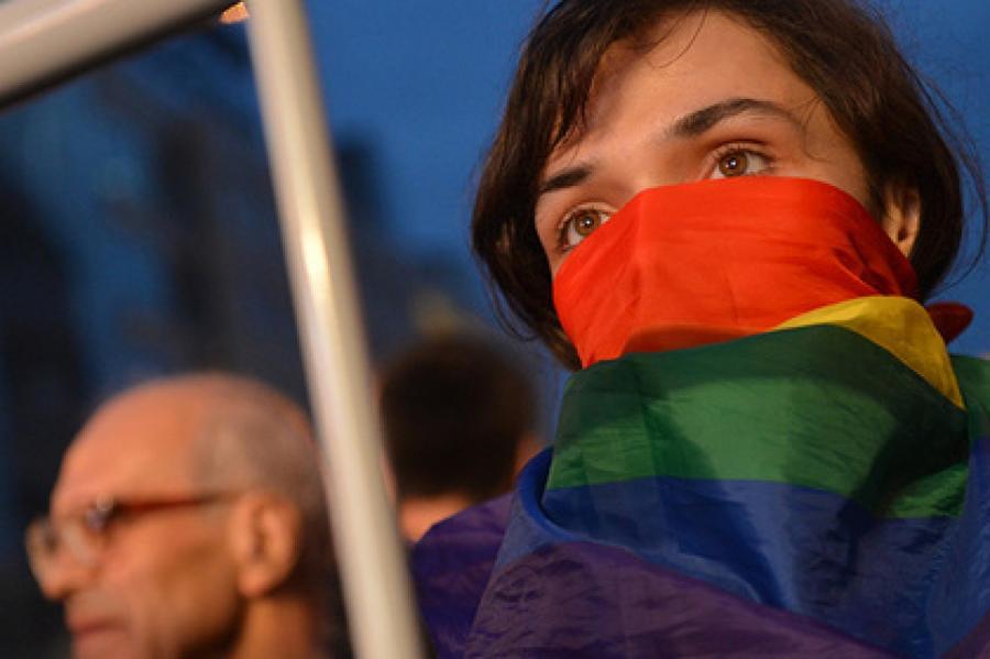 Геи и лесбиянки больше всех подвержены влиянию коронавируса, Фото: РИА Новости