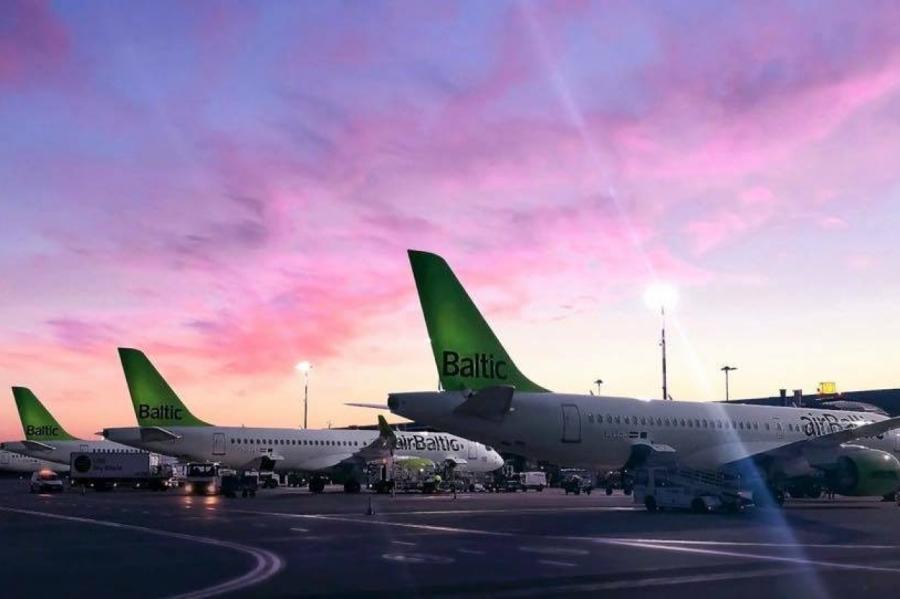 Из-за коронавируса airBaltic запускает дополнительные рейсы - но только на короткое время, фото LETA