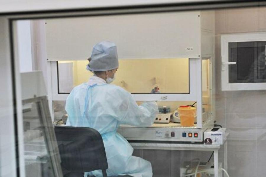 Появилась вакцина от коронавируса, но народу дадут её нескоро... фото риа новости