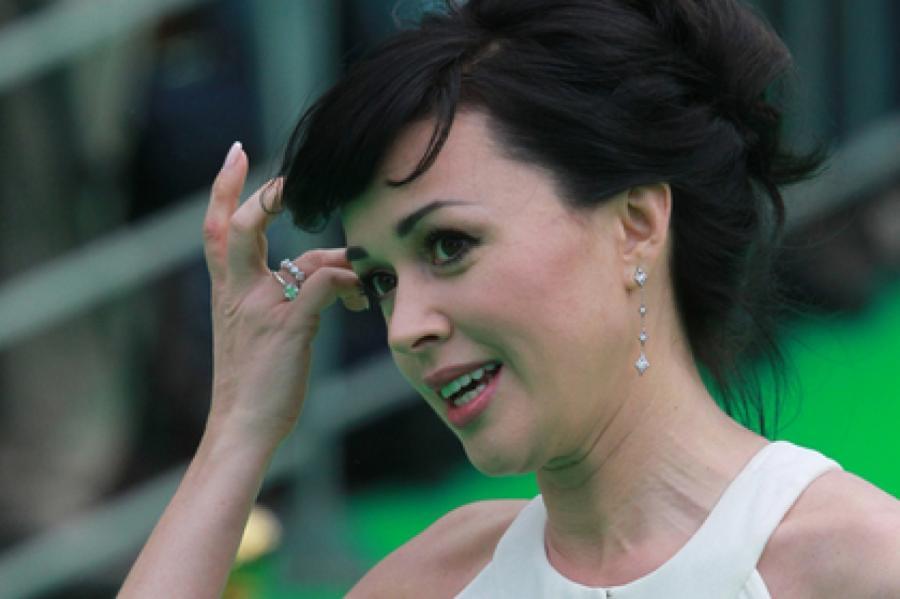 Анастасия Заворотнюк, фото риа новости