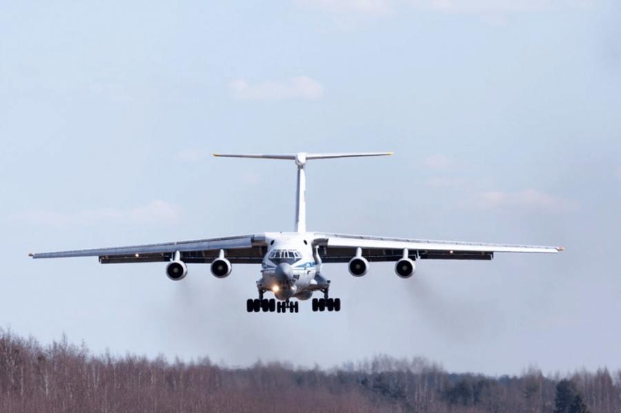 Ил-76   (Фото: Global Look Press)