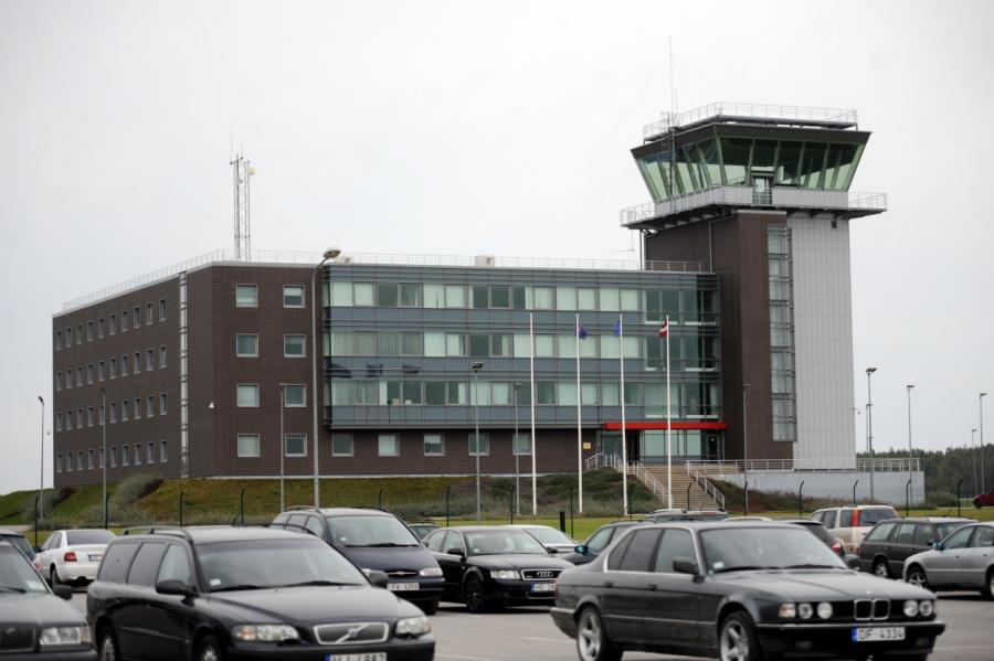 Так выглядит штаб военной базы в Лилеварде. Штабным офицером здесь тесниться не приходится.