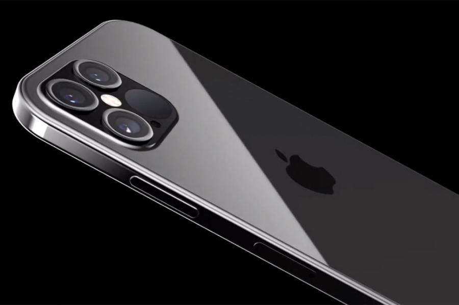 Возможный дизайн iPhone 12 © LETSGODIGITAL/CONCEPT CREATOR