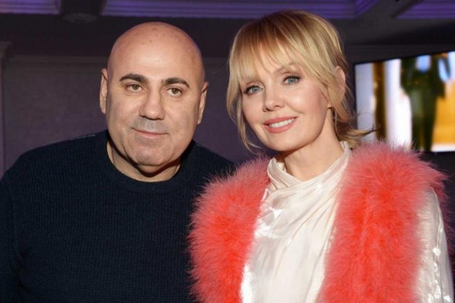Иосиф Пригожин и Валерия. Фото: Anatoly Lomokhov/Global Look Press/www.globallookpress.com