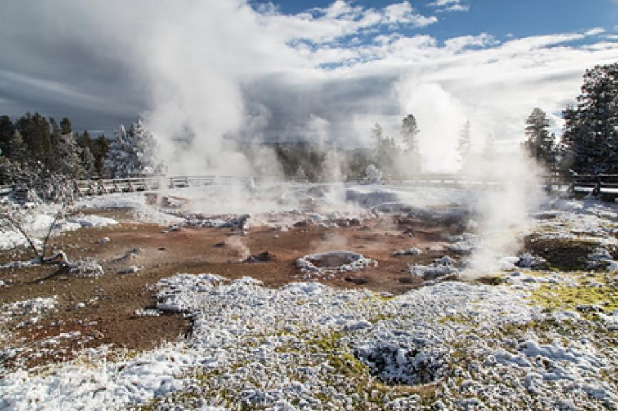 Фото: Yellowstone National Park