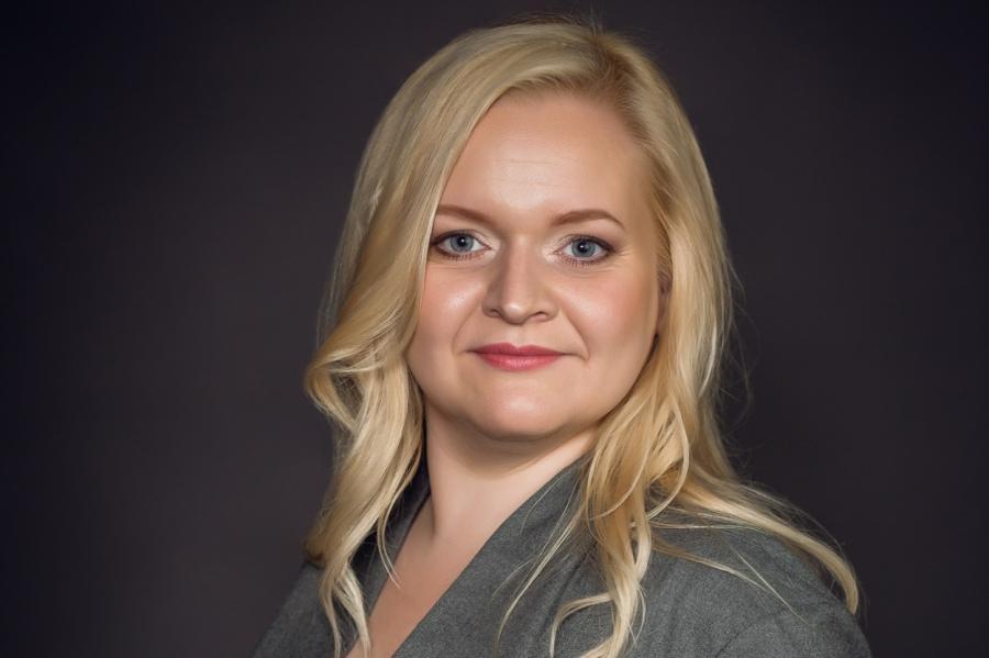 Руководитель департамента кредитования банка Citadele Ирина Генриха