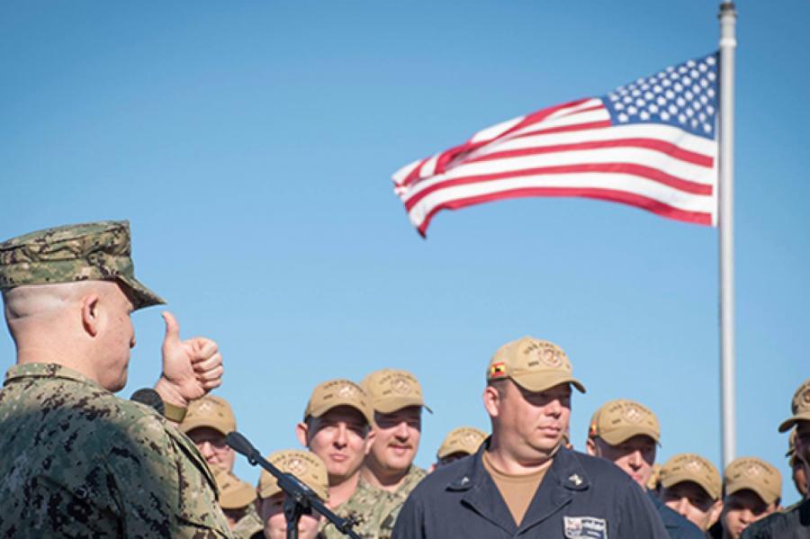 © Фото: us navy, facebook