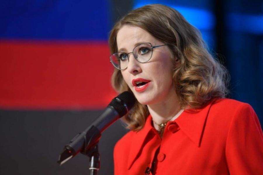 Ксения Собчак. Фото: Komsomolskaya Pravda/Global Look Press/www.globallookpress.com