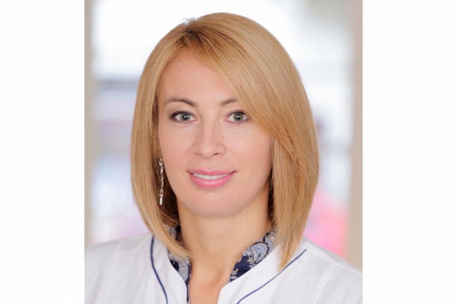 Олеся Басина, доктор гастроэнтеролог