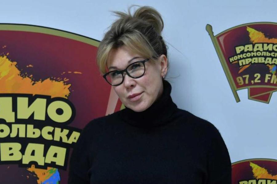 Юлия Норкина. Фото: Komsomolskaya Pravda/Global Look Press/www.globallookpress.com