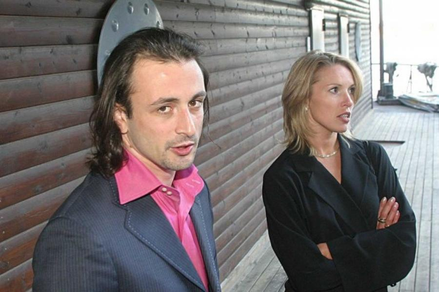 Илья Авербух и Ирина Лобачева. Фото: www.globallookpress.com