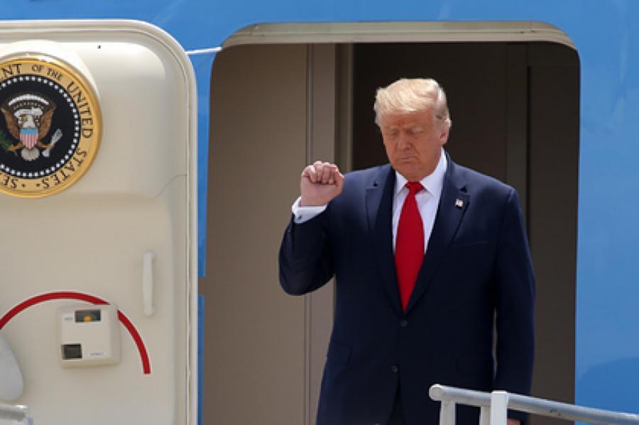 Дональд Трамп Фото: Globallookpress.com