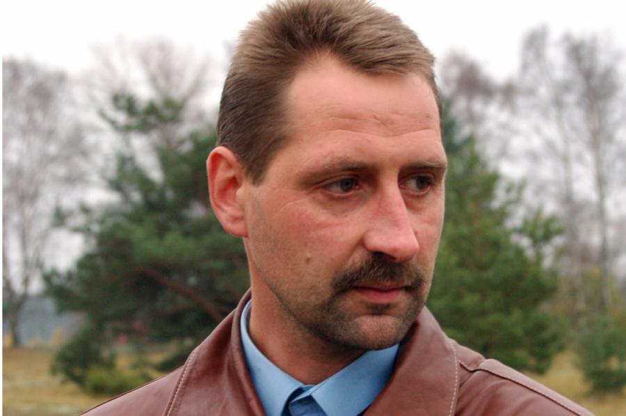 Председатель Павилостской краевой думы Улдис Кристапсонс.