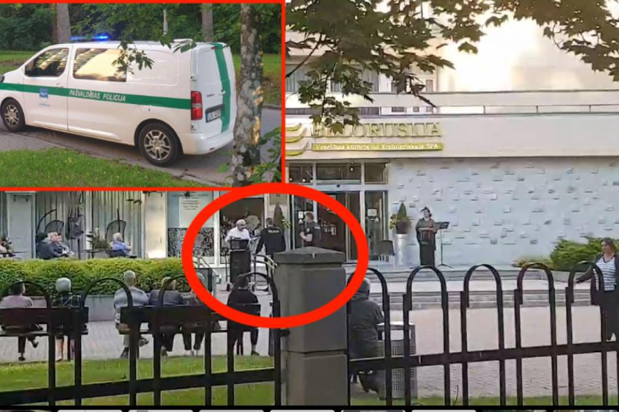 фото: скриншот из видео очевидца