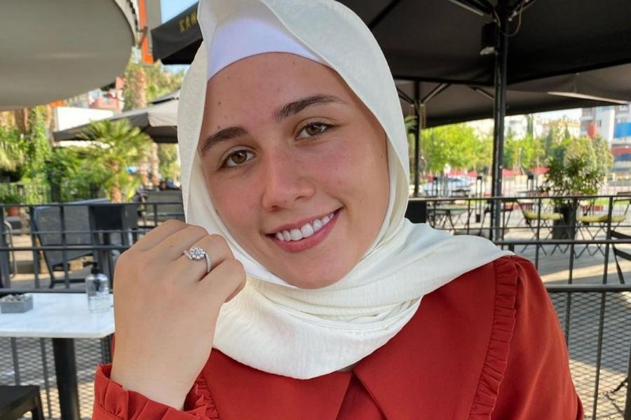 BB.lv: Латвийская тяжелоатлетка Ребека Коха стала мусульманкой