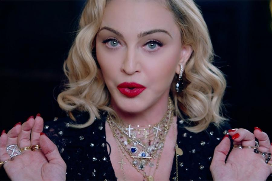 Мадонна  ФОТО Gettyimages.ru/Instagram
