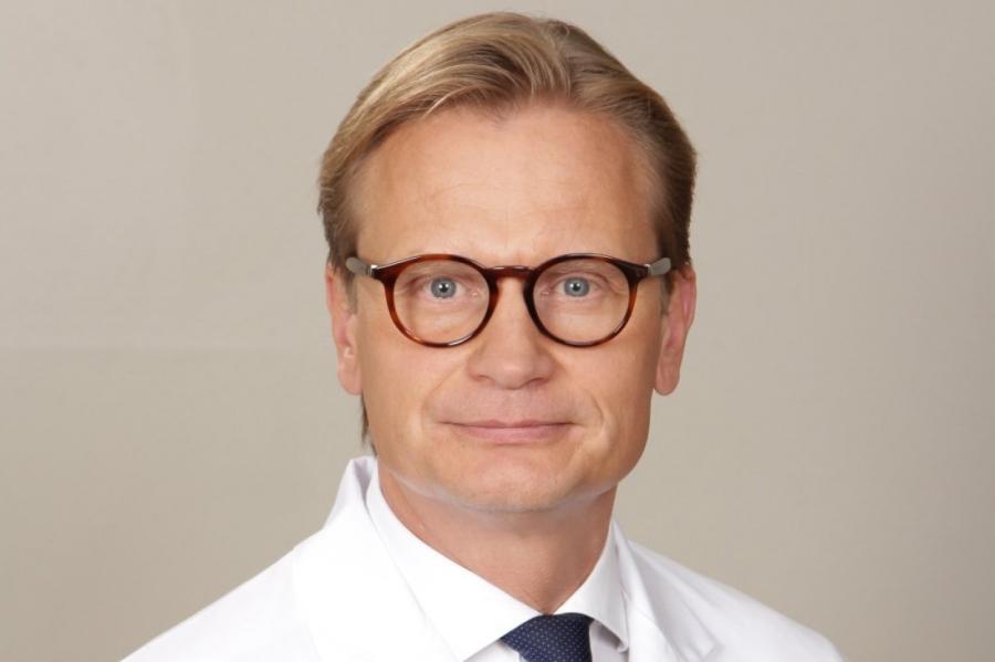 Профессор, Доктор медицины Улдис Мауриньш, хирург, флеболог