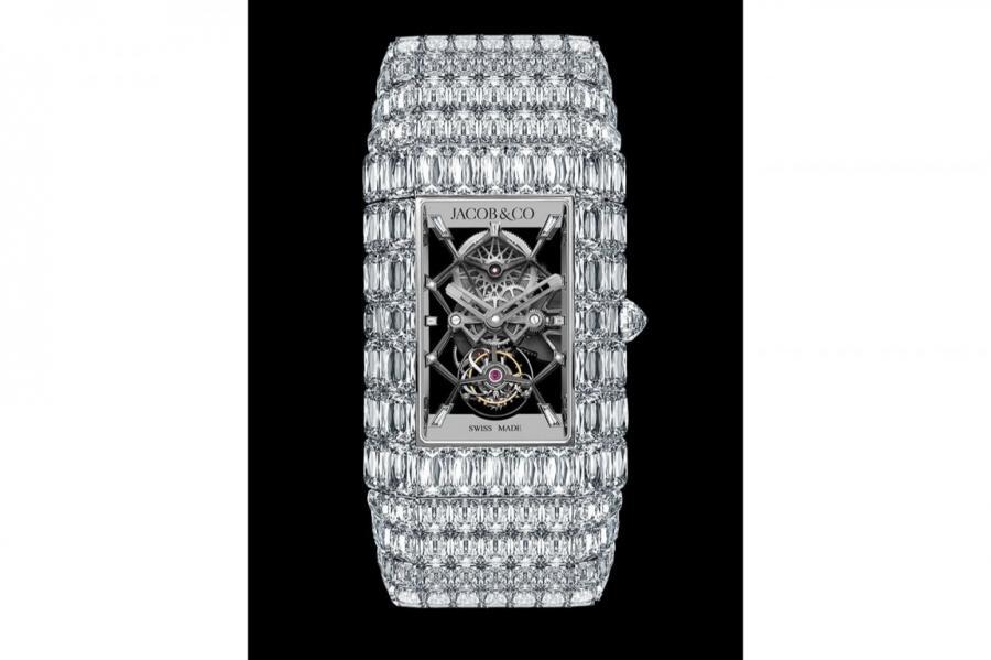 Часы Jacob & Co. Billionaire Ashoka