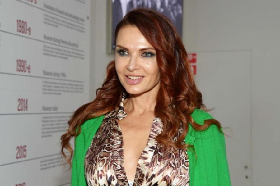 Эвелина Бледанс. Фото: Anatoly Lomokhov/Global Look Press/www.globallookpress.com