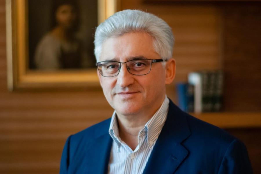 Председатель Совета еврейских общин Латвии Аркадий Сухаренко