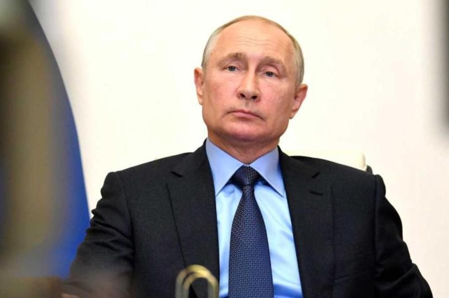 Владимир Путин. Фото: Kremlin Pool/Global Look Press/www.globallookpress.com