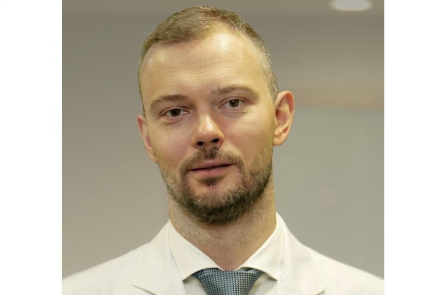 Сосудистый хирург, флеболог Юрис Ритс