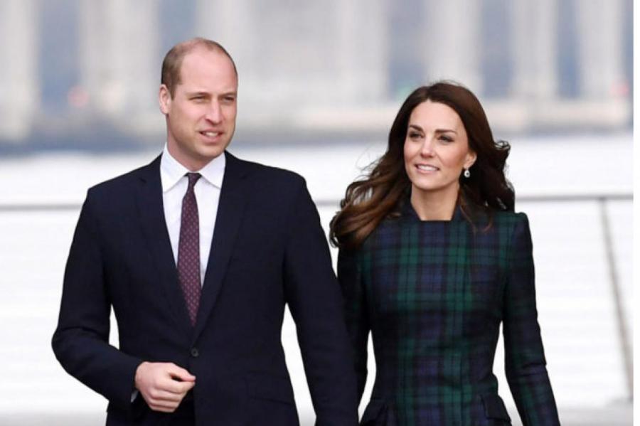 Принц Уильям и Меган Маркл   Источник фото: Getty Images