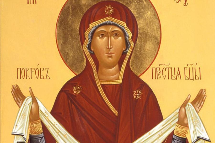 BB.lv: Вера: Покров Пресвятой Богородицы