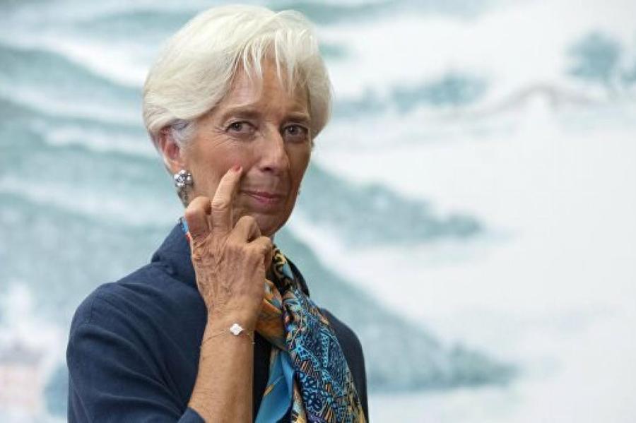 Директор-распорядитель Международного валютного фонда Кристин Лагард, фото риа новости