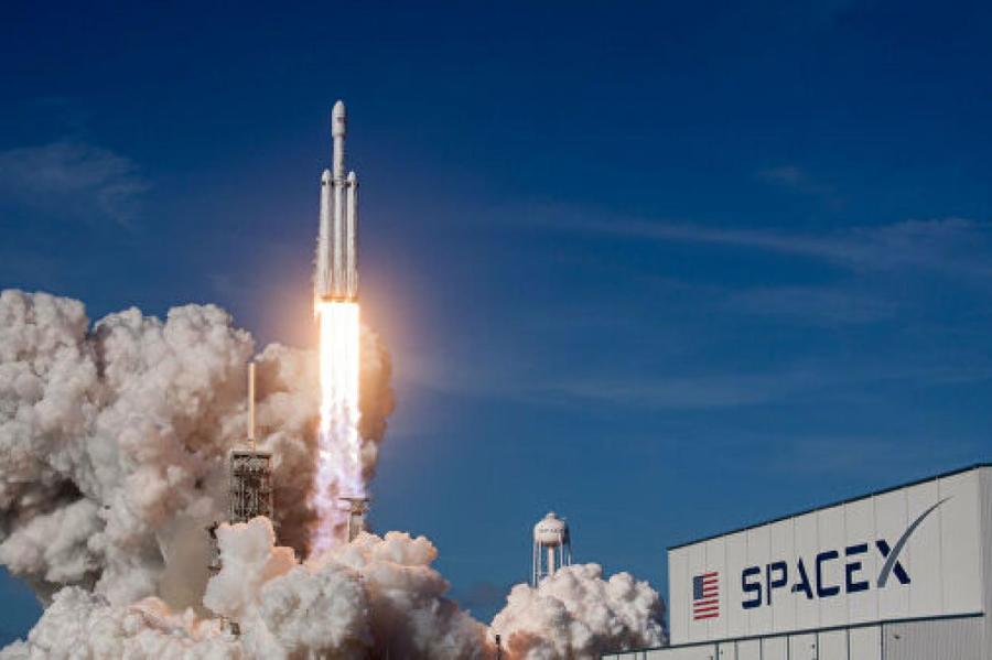 РИА Новости / SpaceX Flickr