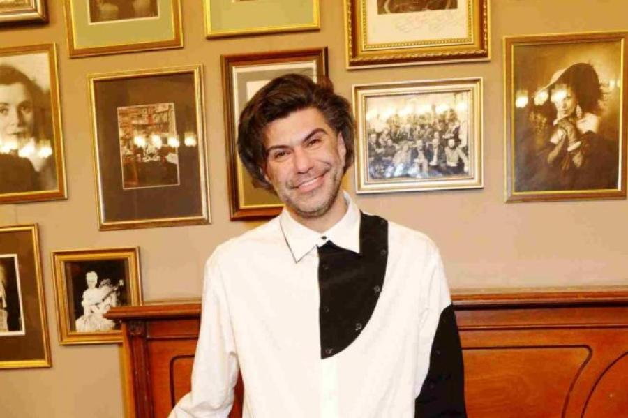 Николай Цискаридзе. Фото: Anatoly Lomokhov/Анатолий Ломохов/Global Look Press/www.globallookpress.com