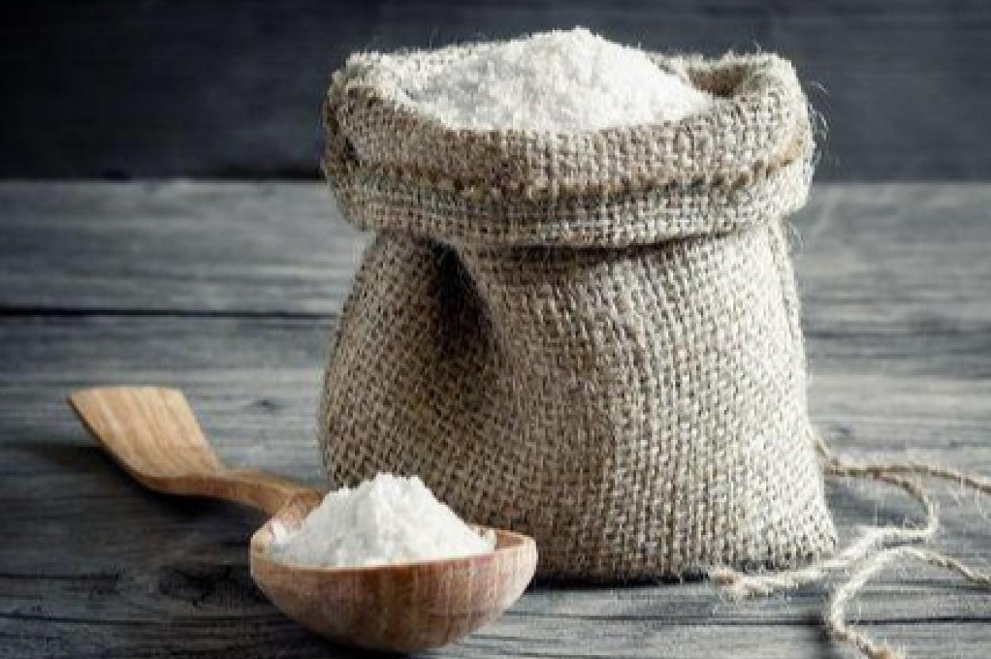 Мешочек с солью.