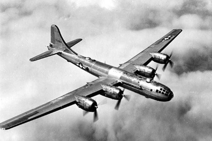 B-29 Фото: Wikipedia