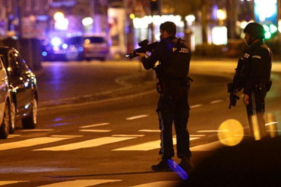 BB.lv: Подтверждена гибель нескольких человек после стрельбы в Вене