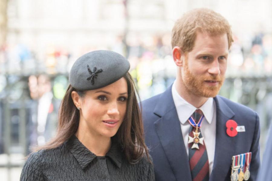 Меган Маркл и принц Гарри Источник фото: Getty Images