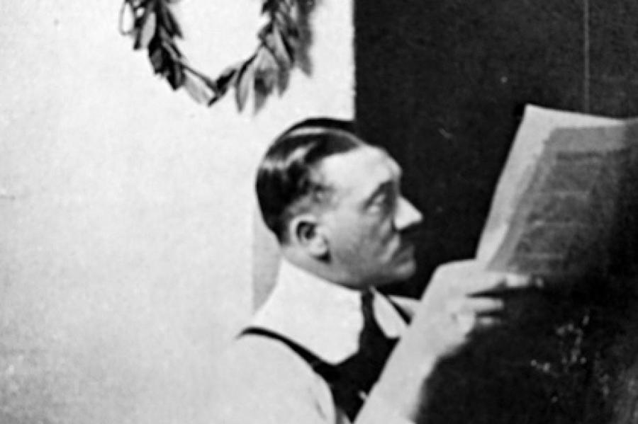 Адольф Гитлер Фото: Global Look Press