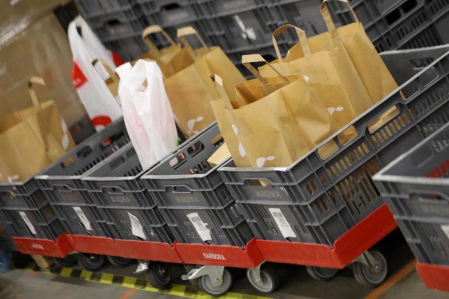 Труд сборщика заказов стал в Латвии самым востребованным…