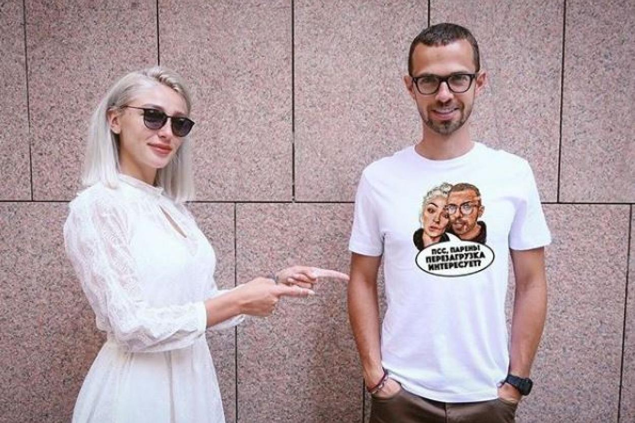Настя Ивлеева и Антон Птушкин  https://peopletalk.ru/