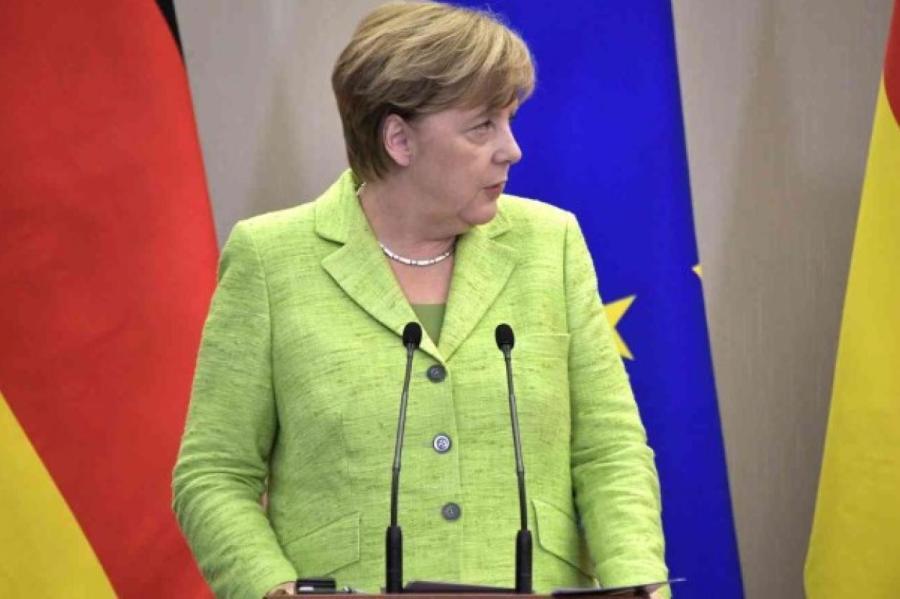 Ангела Меркель. Фото: Kremlin Pool/Global Look Press/ www.globallookpress.com