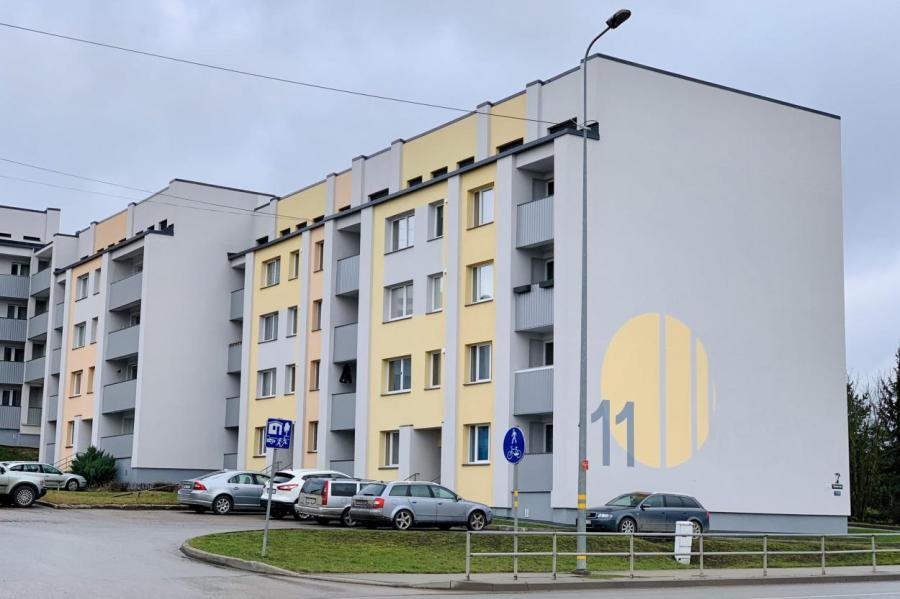 Существовала угроза, что на квартиры начислят свыше тысячи евро. Фото: namuparvalde.saldus.lv