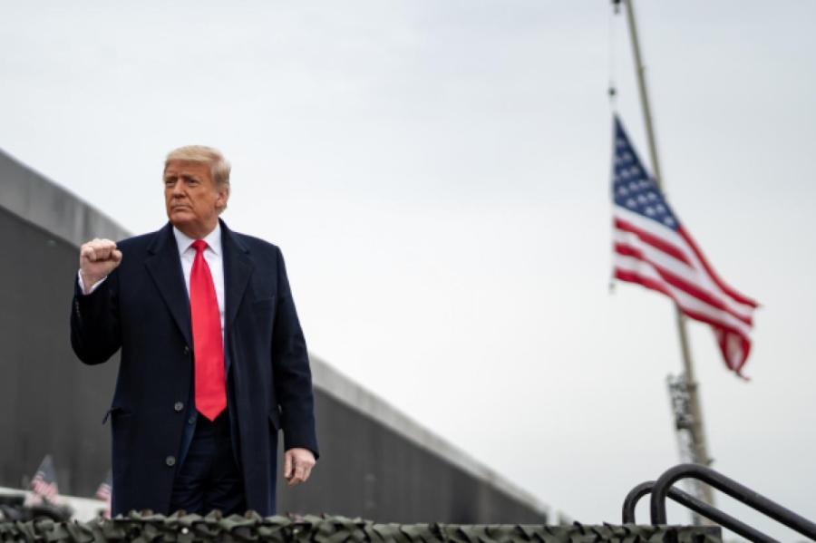 Дональд Трамп. Фото: White House/www.globallookpress.com