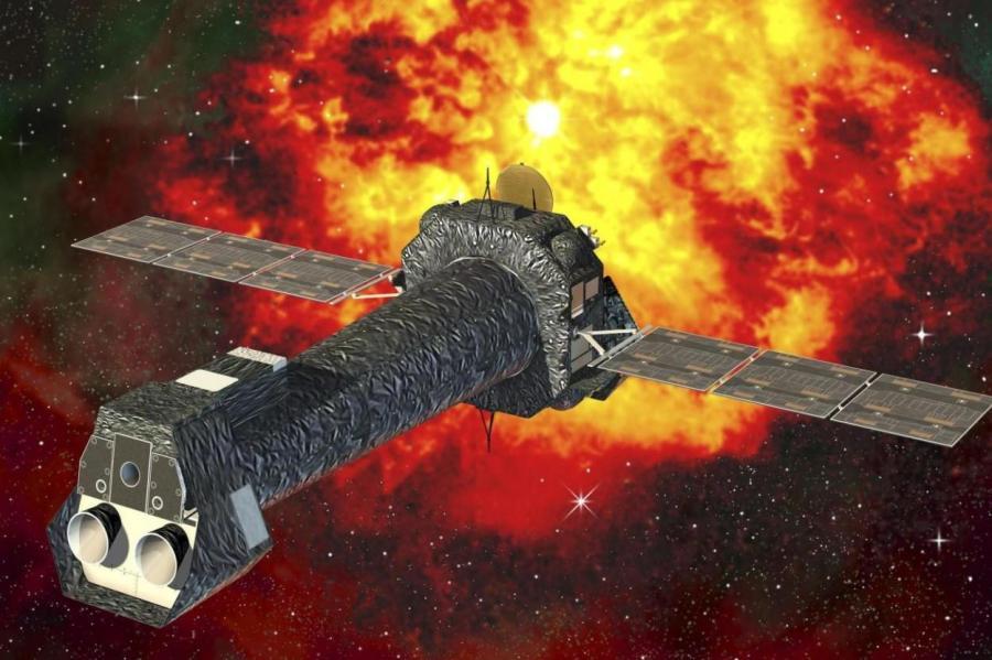D. Ducros; ESA/XMM-Newton
