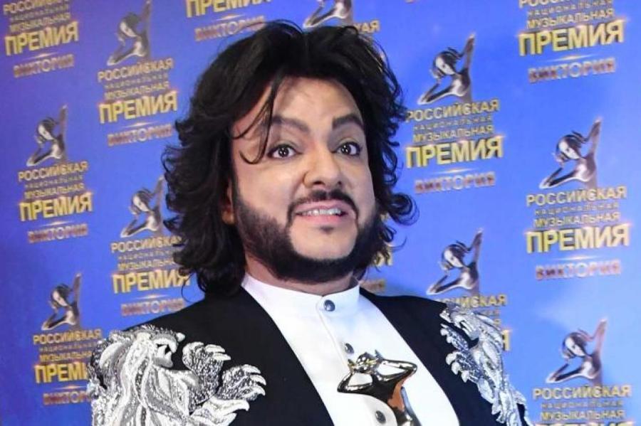Филипп Киркоров. Фото: omsomolskaya Pravda/Global Look Press/www.globallookpress.com